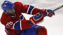 Montreal Canadiens P.K. Subban. REUTERS/Shaun Best (Shaun Best/Reuters)