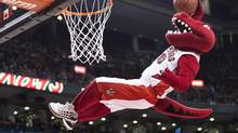 The owners of the Toronto Raptors basketball franchise have cleared a key hurdle at city hall to approve a $30-million practice facility. (NATHAN DENETTE/THE CANADIAN PRESS)