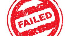 Seven failures to overcome to be a better leader (ThinkStock/ThinkStock)