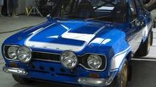 1973 Mk1 Ford Escort RS 2000 Fast & Furious 6 (Giles Keyte/NBC Universal Canada)