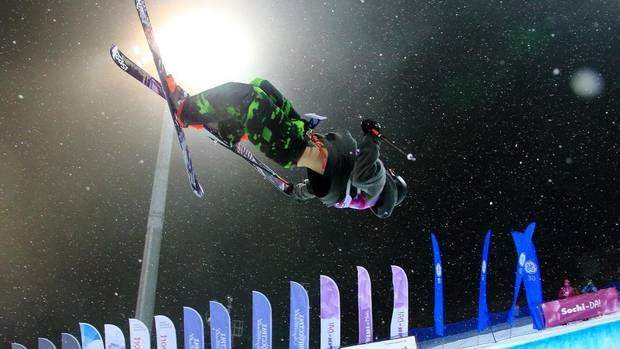 Ski halfpipe will enter the Winter Olympics program at Sochi, complementing the recent introduction of other youth-oriented snow events such as freestyle ski cross and snowboard halfpipe. (Sochi 2014 Winter Games)