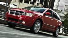 2011 Dodge Journey (Chrysler)