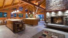 A $14,995,000 home in Whistler, B.C. (Sotheby's International Realty Canada/Sotheby's International Realty Canada)
