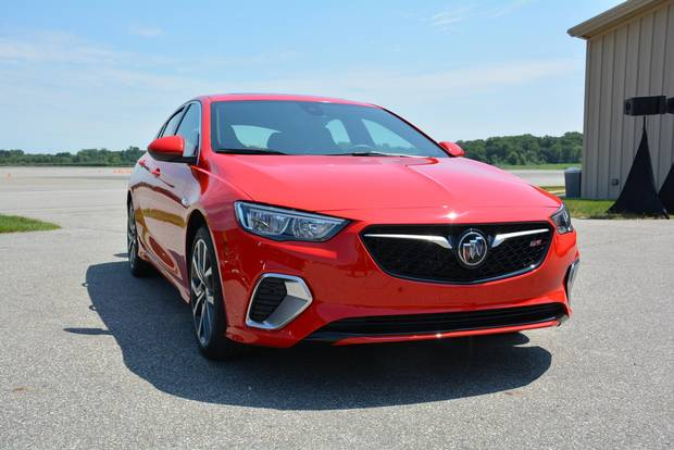 The performance-oriented GS version starts at $45,495 (Canadian).