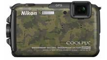 Beneath its tough facade, Nikon's Coolpix AW110 is a sophisticated camera with built-in WiFi and GPS.