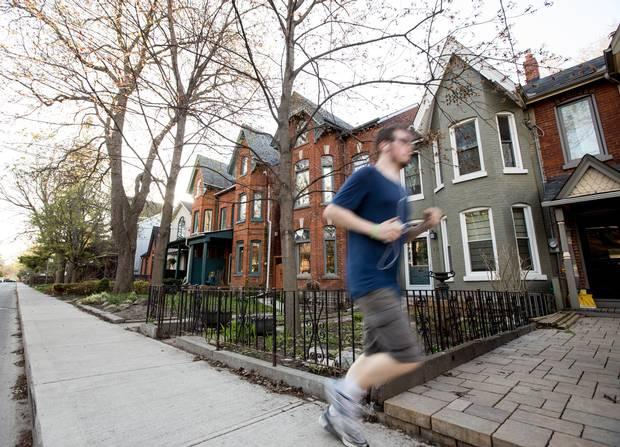 Toronto's Roncesvalles neighbourhood is shown in this 2015 photo.