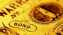 A weak global economy and a flood of money from safety-seeking investors has dragged bond borrowing costs dramatically lower over the past year and a half. Neither trend shows signs of reversing direction and long-term yields could have even further to fall before the trend to lower rates that began more than three decades ago finally hits bottom. (Scott Rothstein/iStockphoto)