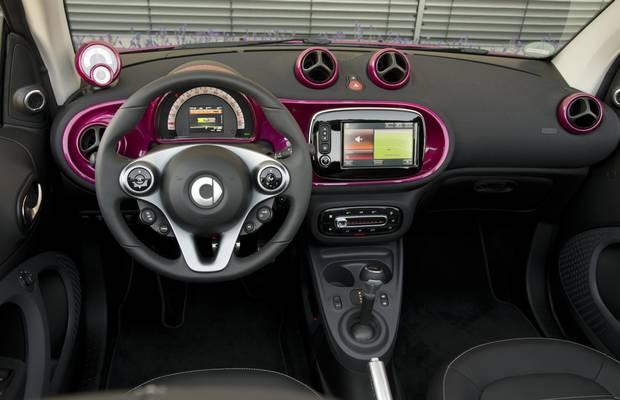 2018 Smart EV in Geneva.