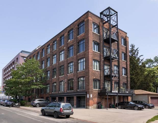 1 Columbus Ave., Unit 401, Toronto.