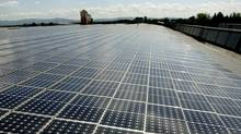 Germany gets 20 per cent of its electricity from renewable energy and nearly 4 per cent from one million photovoltaic producers, who generate power from rooftop solar panels. (Alex Grimm/Reuters/Alex Grimm/Reuters)