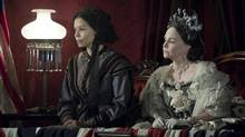 Gloria Reuben as Mrs. Keckley in Lincoln (David James, SMPSP)