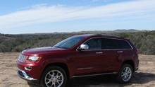 The 2014 Jeep Grand Cherokee features five trim levels.
