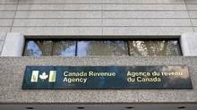 A Canada Revenue Agency (Agence du revenu du Canada) office is pictured in Winnipeg Sunday May 22, 2011. (Francis Vachon/The Canadian Press/Francis Vachon/The Canadian Press)