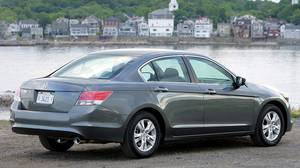 Midsize: Honda Accord