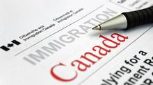 Canada is a nation of immigrants - but are current targets too low for its strategic interests? (iStockPhoto / Getty)