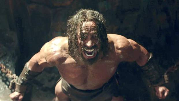 Hercules: The trailer for the Brett Ratner directed movie starring Dwayne (The Rock) Johnson as the legendary warrior looks like standard issue tent-pole action, but we'll have to wait for final judgment until the movie comes out July 25. (imdb.com)