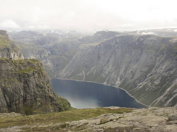 Trolltunga is estimated to draw more than 80,000 adventure-seekers a year.