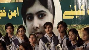 Malala Yousafzai drew a 'red line'