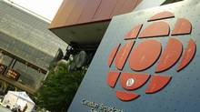 CBC headquarters, Toronto. (Louie Palu/Louie Palu/The Globe and Mail)