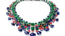 The most comprehensive retrospective of the company's wares to date, the current Cartier show in Paris includes such pieces as the so-called Hindu necklace commissioned by Singer sewing-machine heiress Daisy Fellowes in 1936.