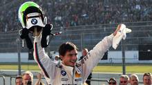 Winner and DTM Champion Bruno Spengler (BMW)