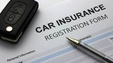 Car Insurance forms (Getty Images/iStockphoto)
