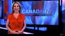 Krista Erickson screengrab from Sun News