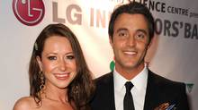 Jessica and Ben Mulroney (Tom Sandler)