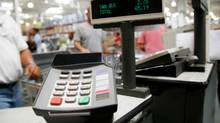 Cash register (Tom Hahn/iStockphoto)