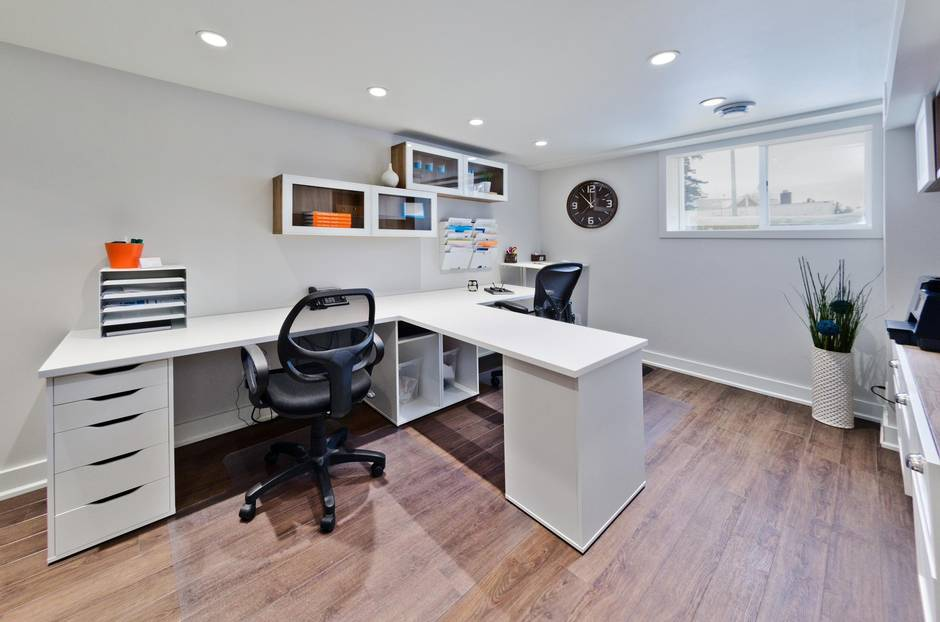 Sophisticated Home Office Design Calgary Contemporary Simple Design Home