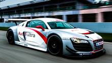 Audi has developed a racing series for its wealthy Chinese clientele. (Audi)