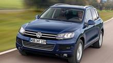 2011 Volkswagen Touareg (Volkswagen)