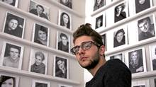 Filmmaker Xavier Dolan in Montreal, May 6, 2010. (Ian Barrett for The Globe and Mail/Ian Barrett for The Globe and Mail)