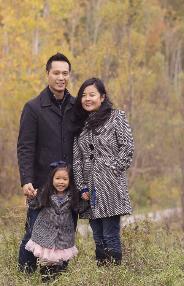Due to the pressures to assimilate in Canada, Yollanda Zhang's husband, Bryan, can no longer speak or understand much of his heritage language, Cantonese.