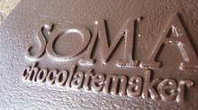 Wild chocolate from SOMA Chocolatemaker in Toronto.