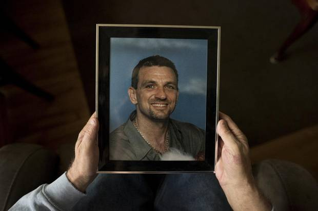Before Joey Zinck died in May, he spoke to The Globe and Mail about meeting with a prison psychologist: