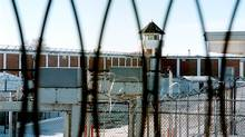Saskatchewan Penitentiary in Prince Albert, Sask.