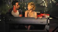 "Luke Kirby and Michelle Williams in a scene from ""Take This Waltz"" (Magnolia Pictures)"