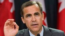 Bank of Canada Governor Mark Carney (Sean Kilpatrick)