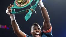Adonis Stevenson has become the latest in a line of Quebec-based international boxing champions that stretches through the decades. He's the most recent product of a quirky microcosm that has undergone multiple rebirths. (Graham Hughes/THE CANADIAN PRESS)