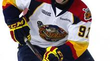 Connor McDavid is a big reason why the Erie Otters are the top-ranked junior team in North America. (Peter Power/The Globe and Mail)