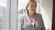 OSC executive director Maureen Jensen says Canadian society is ready to accept regulation around gender diversity. (Gloria Nieto/The Globe and Mail)