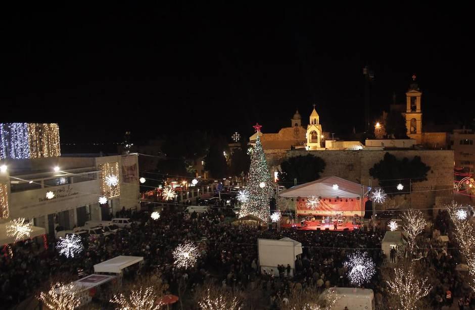 bethlehem - How Does Canada Celebrate Christmas