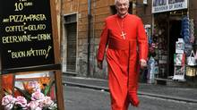 Canadian Cardinal Marc Ouellet in Rome, Italy on June 4, 2009. (Vandeville Eric/ABACA/Newscom)