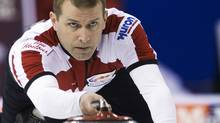Jeff Stoughton finished with a perfect record at the grand slam of curling. THE CANADIAN PRESS/Nathan Denette (Nathan Denette/CP)