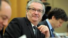 Chief Electoral Officer Marc Mayrand, shown March 29, 2012. (SEAN KILPATRICK/THE CANADIAN PRESS)