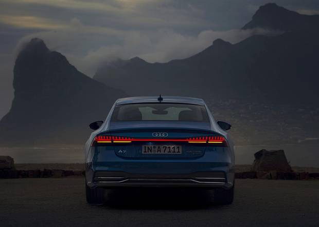 With the A7, performance comes second to style. it's largely the same as the next-generation A6 sedan – the main reason anyone would spend more for the fastback A7 is its good looks.