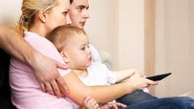In a new review of past research, people who spent lots of time watching TV or otherwise sitting, were more likely to be diagnosed with colon or endometrial cancer than those who were less sedentary. (Thinkstock/Thinkstock)