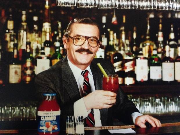 Cheers to Walter Chell who first mixed a Caesar, this popular cocktail, at The Calgary Inn in 1969