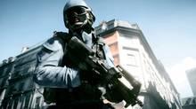 A screenshot of DICE and EA's Battlefield 3 (EA)